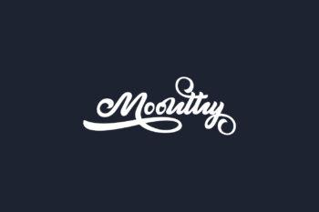 Moonthy Free Font
