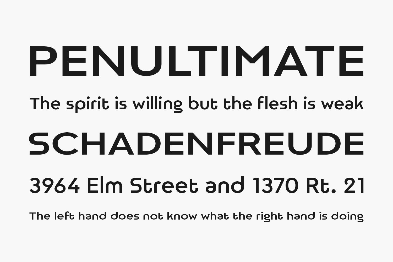 Nineteenth Free Font