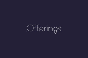 Offerings Free Font