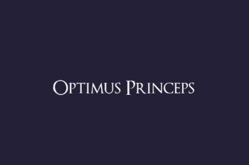 Optimus Princeps Free Font