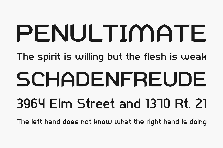 Practicum Free Font