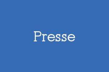 Presse Free Font