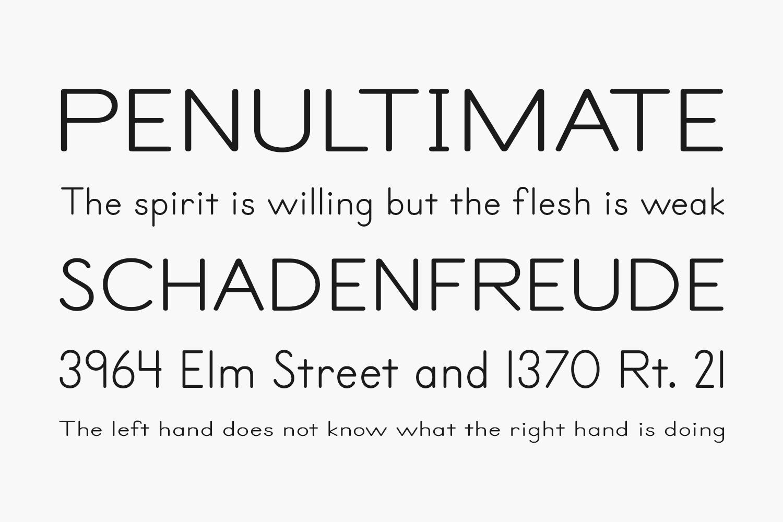 Primer Print Free Font