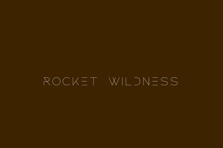 Rocket Wildness Free Font