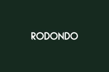 Rodondo Free Font