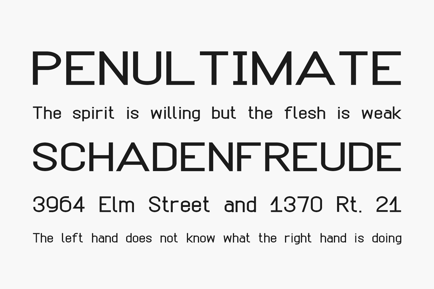 Simpetico Free Font