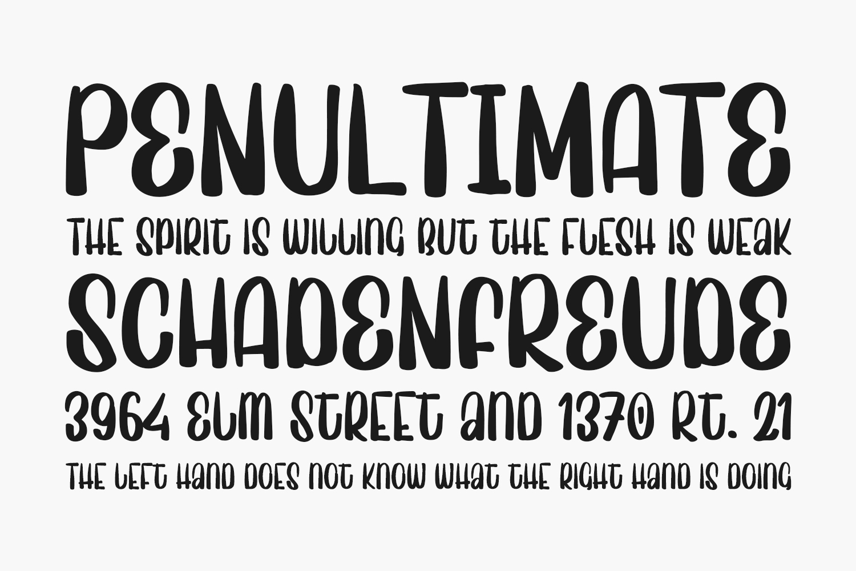 Sweet Home Free Font