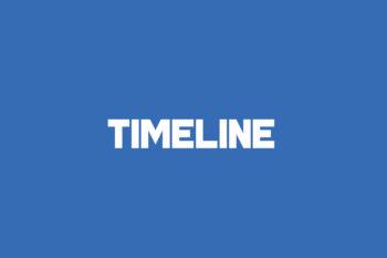 Timeline Free Font