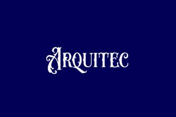 Arquitec Free Font