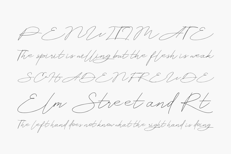 Astina Free Font