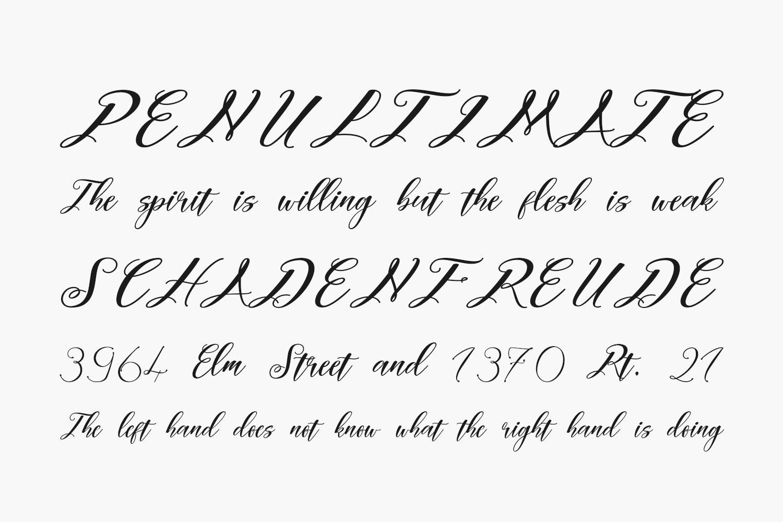 Autumn Free Font