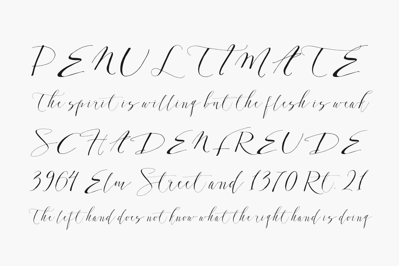 Dearly Script Free Font
