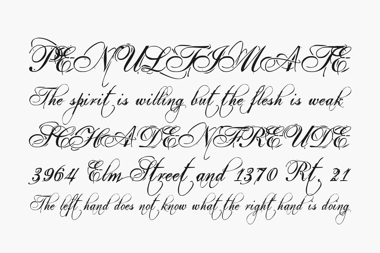 Eutemia Free Font
