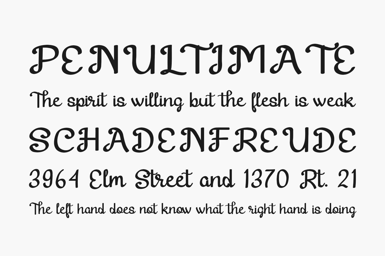 Harton Free Font