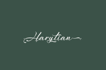 Harytian Free Font