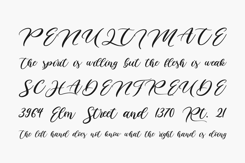 Hella Mella Free Font