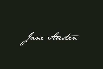 Jane Austen Free Font
