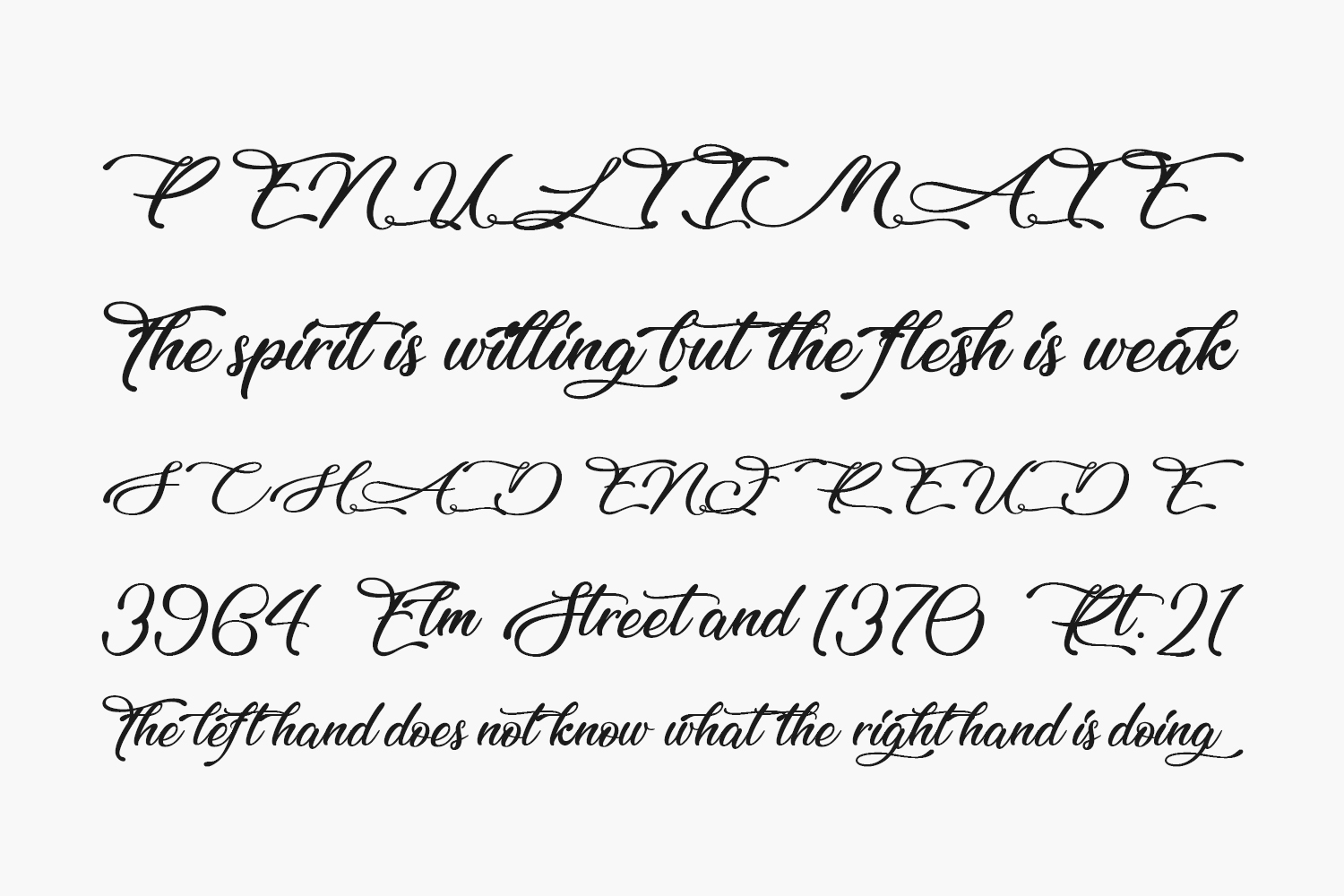 Lovely Home Free Font
