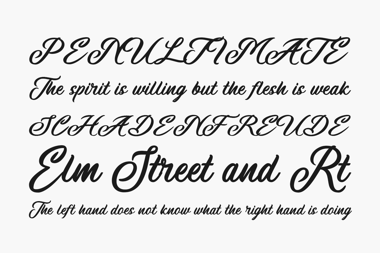 Machineat Free Font
