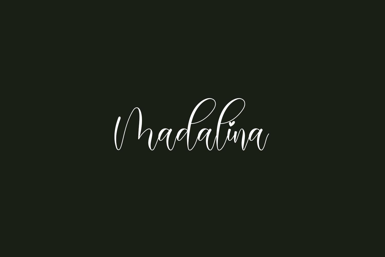 Madalina Free Font