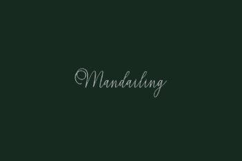 Mandailing Free Font