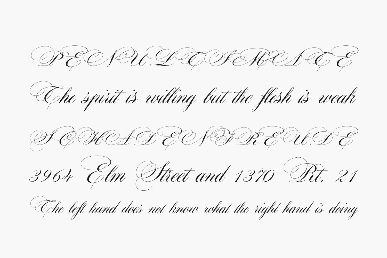 Maratre Free Font