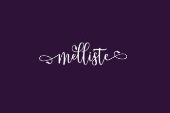 Melliste Free Font