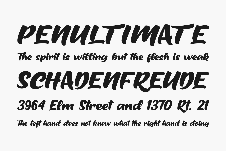 Milton Keynes Free Font
