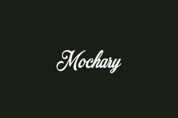 Mochary Free Font
