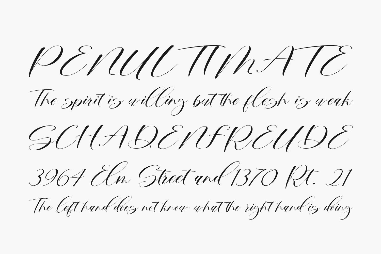 Mortyni Free Font