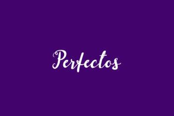 Perfectos Free Font