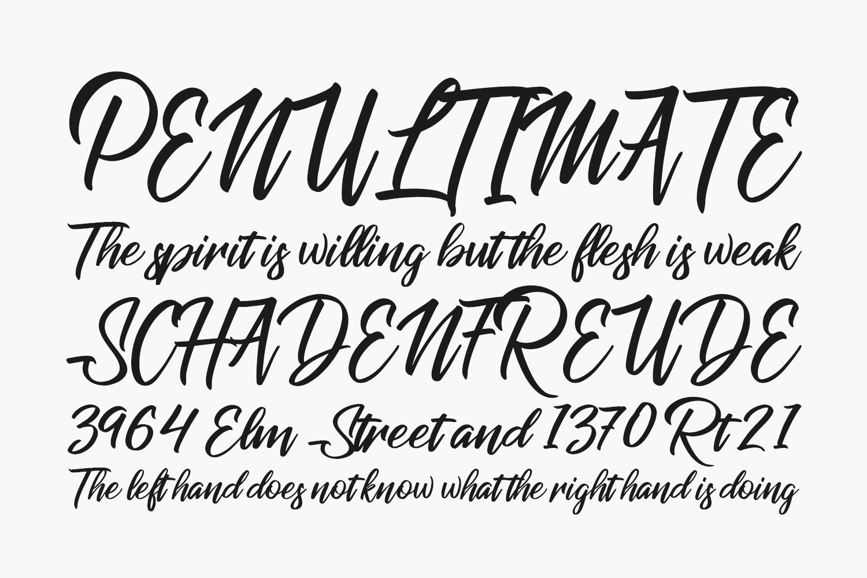 Raph Lanok Free Font