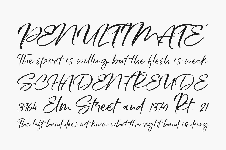 Ruang Teduh Free Font