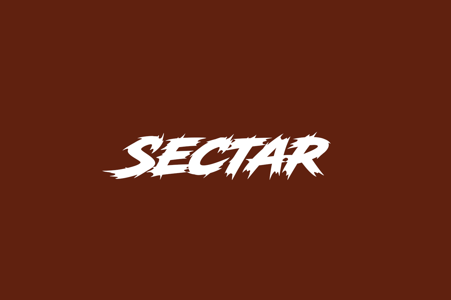 Sectar Free Font