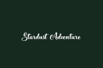 Stardust Adventure Free Font