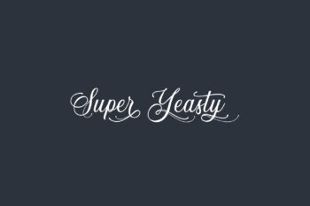 Super Yeasty Free Font