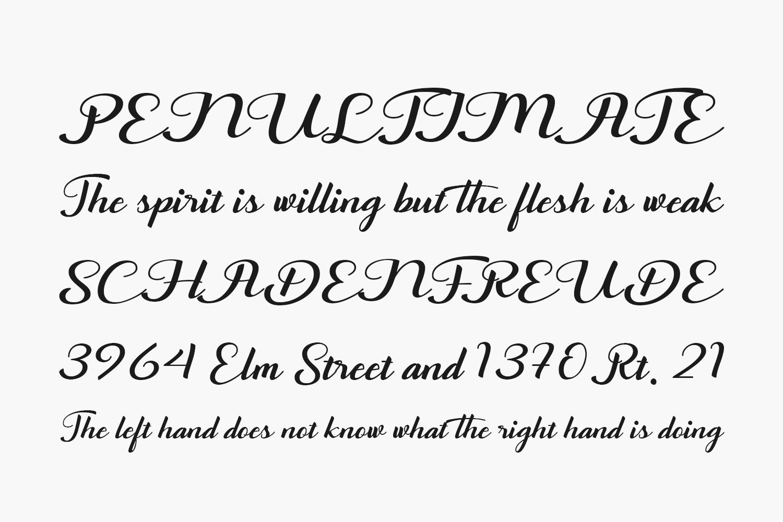 Togetha Free Font