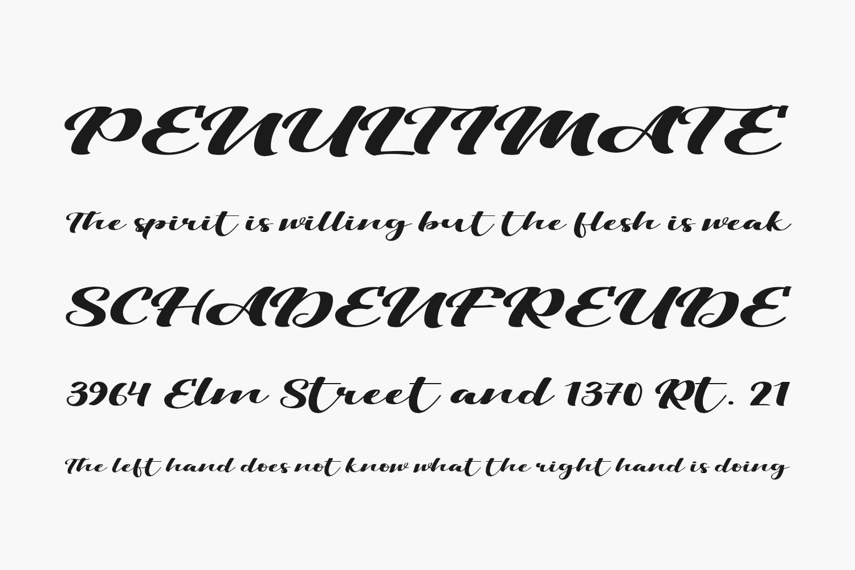 Viksi Script Free Font