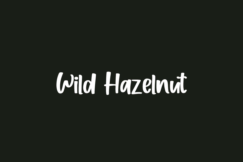 Wild Hazelnut Free Font