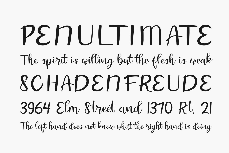 Aintya Beauty Free Font