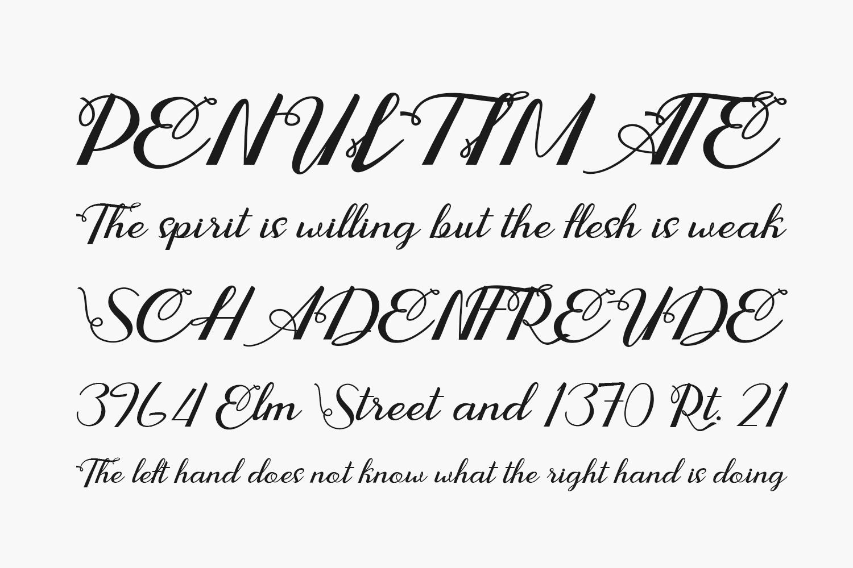Andara Free Font