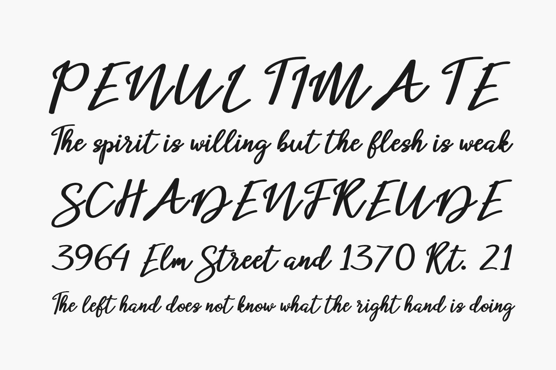 Beloved Free Font