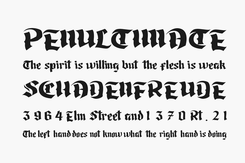 Cardanaya Free Font