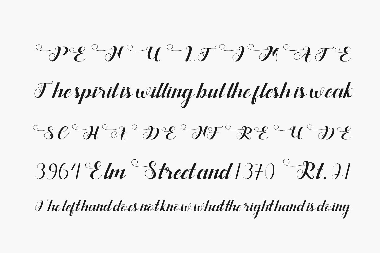 Deliya Free Font