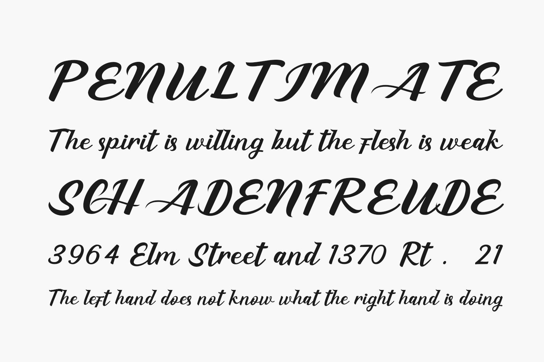 Eaglese Script Free Font