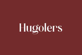Hugolers Free Font