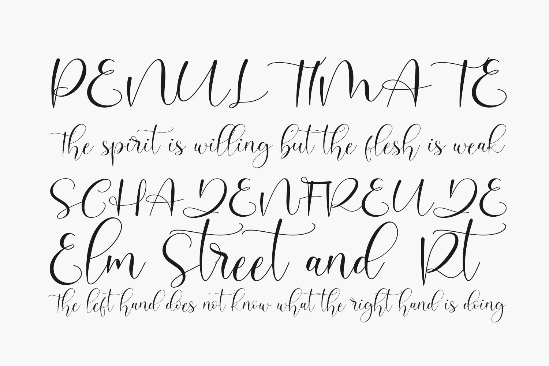 Laila Free Font