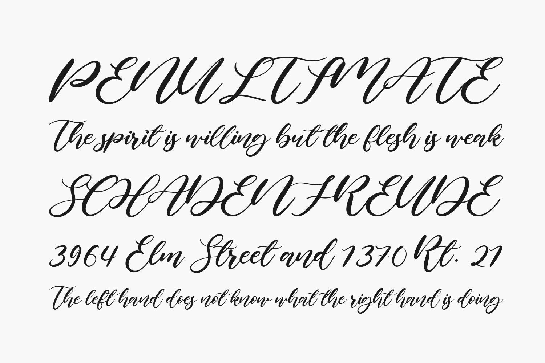 Lilybud Free Font