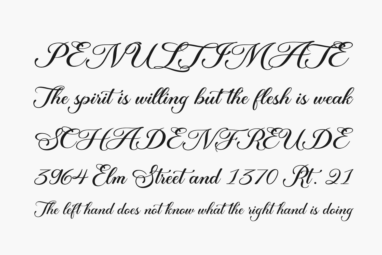 Madina Free Font