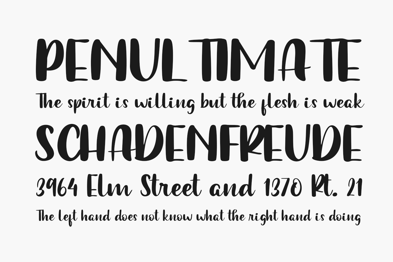 Netherland Cracker Free Font